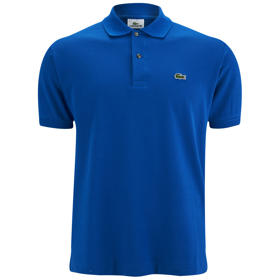 Lacoste Men 39 S Polo Shirt Royal Blue Clothing