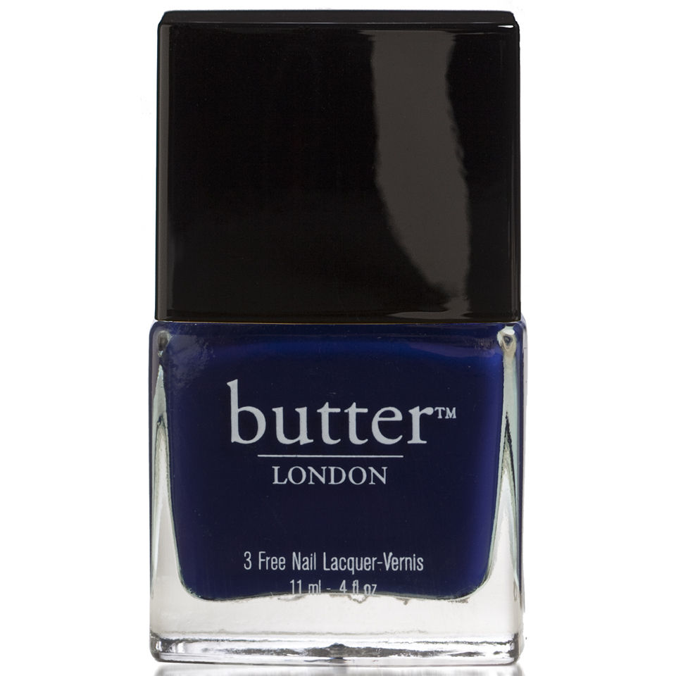 Butter London Nail Lacquer - Royal Navy (11ml)