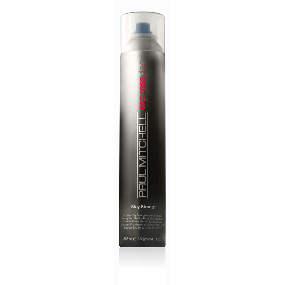 paul mitchell stay strong hairspray 360ml free shipping reviews lookfantastic. Black Bedroom Furniture Sets. Home Design Ideas