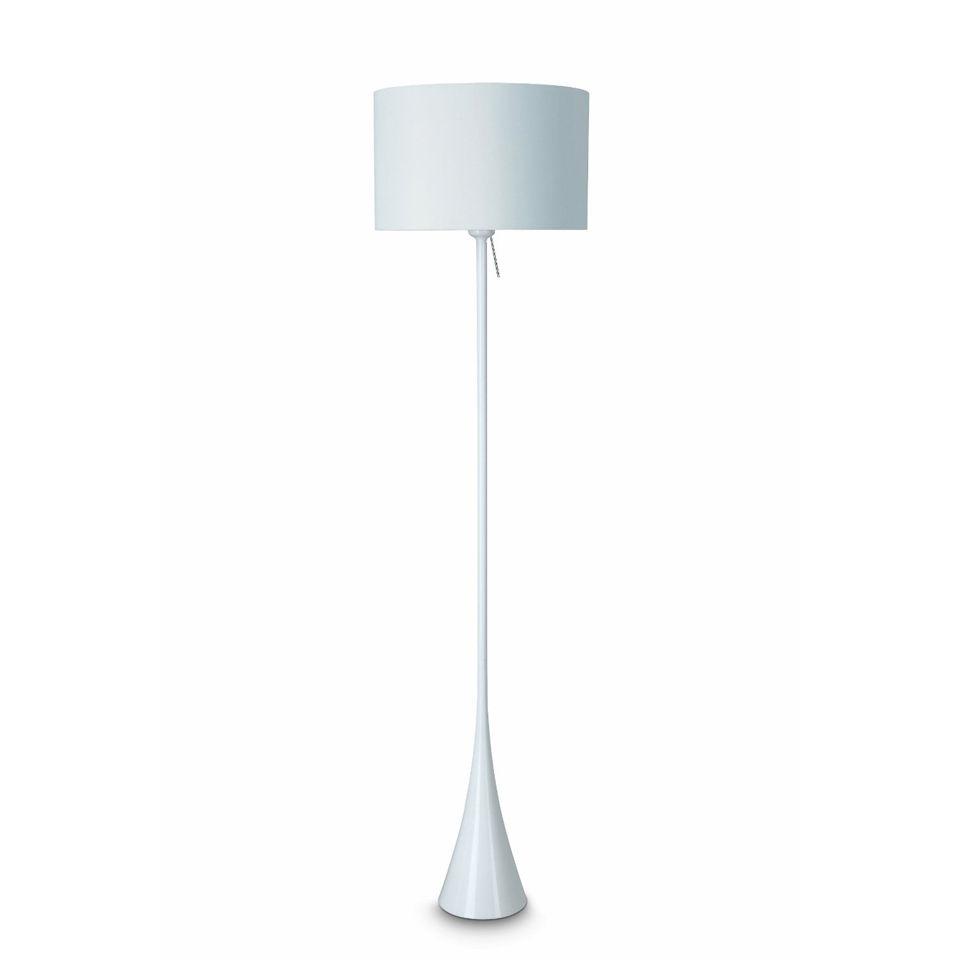 Philips instyle floor lamp white iwoot for Jansjo floor lamp white