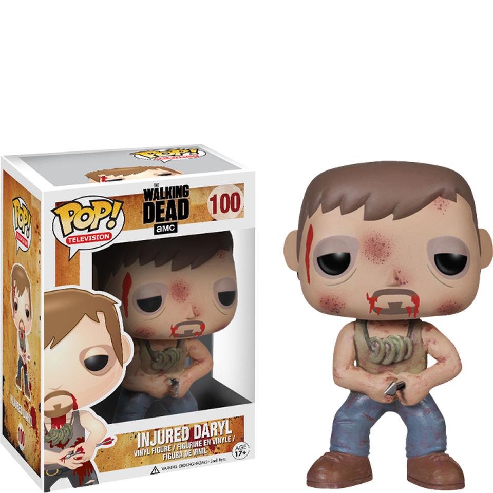 The Walking Dead Daryl With Arrow Pop Vinyl Merchandise