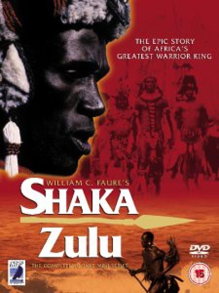 Shaka Zulu The Complete 10 Part Mini Series Dvd Zavvi