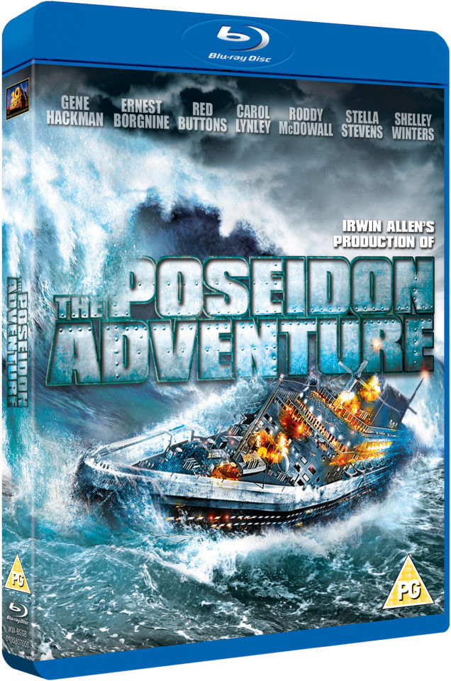 Poseidon Adventure Blu Ray Zavvi