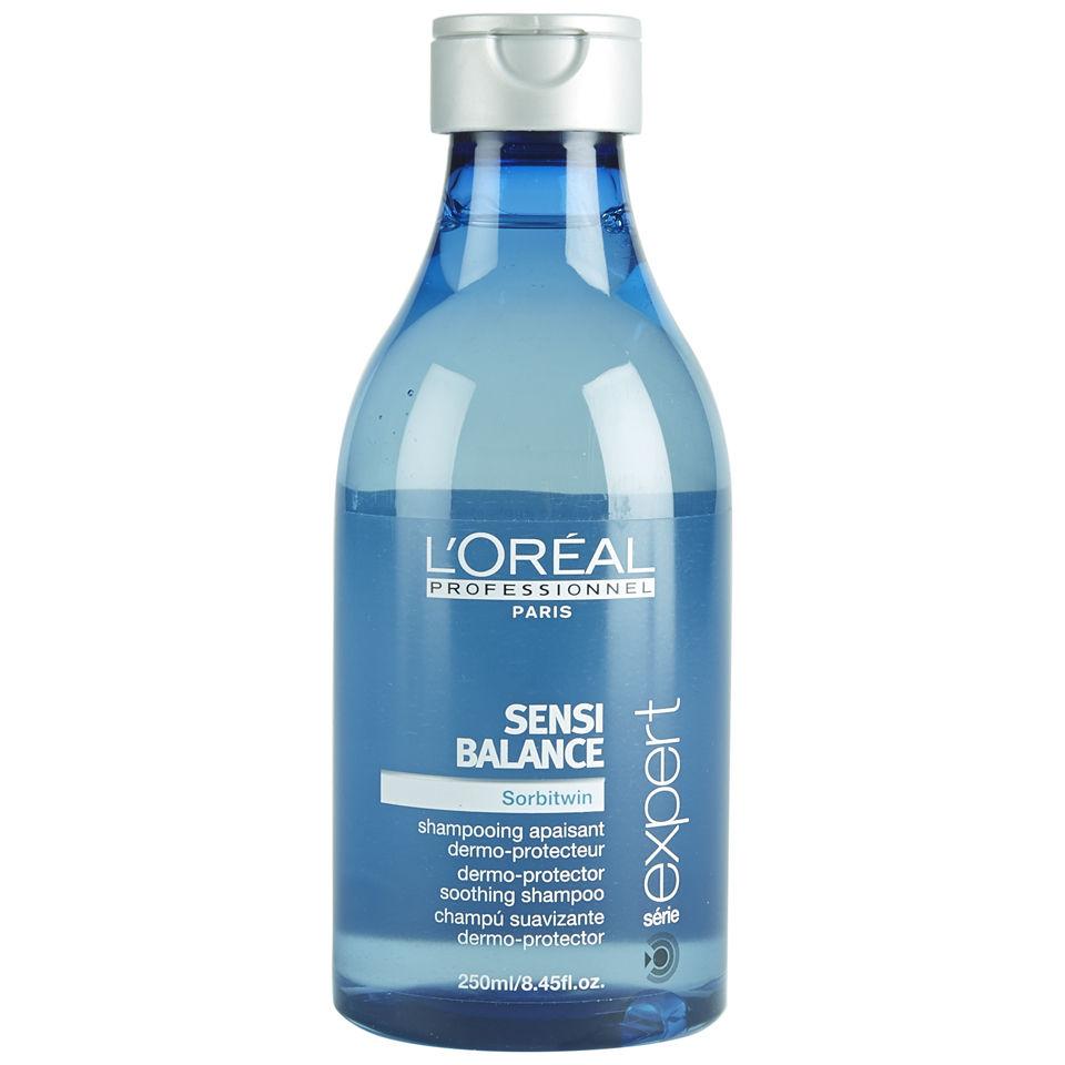 L Or 233 Al Professionnel Sensi Balance Shampoo 250ml Free