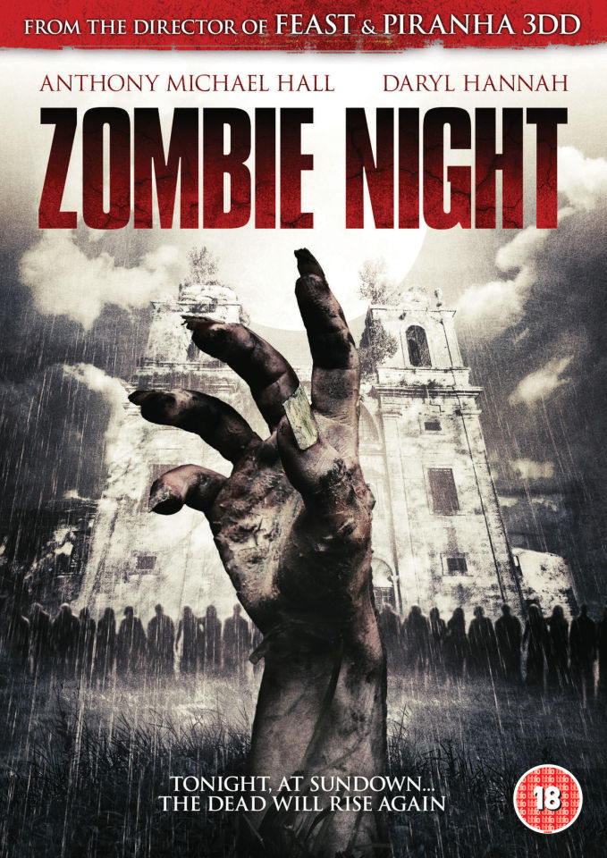 Zombie Night DVD | Zavvi