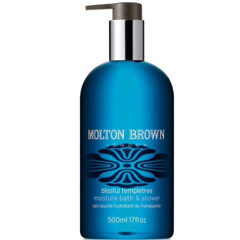 Molton Brown Blissful Templetree Moisture Bath and Shower (500ml ...