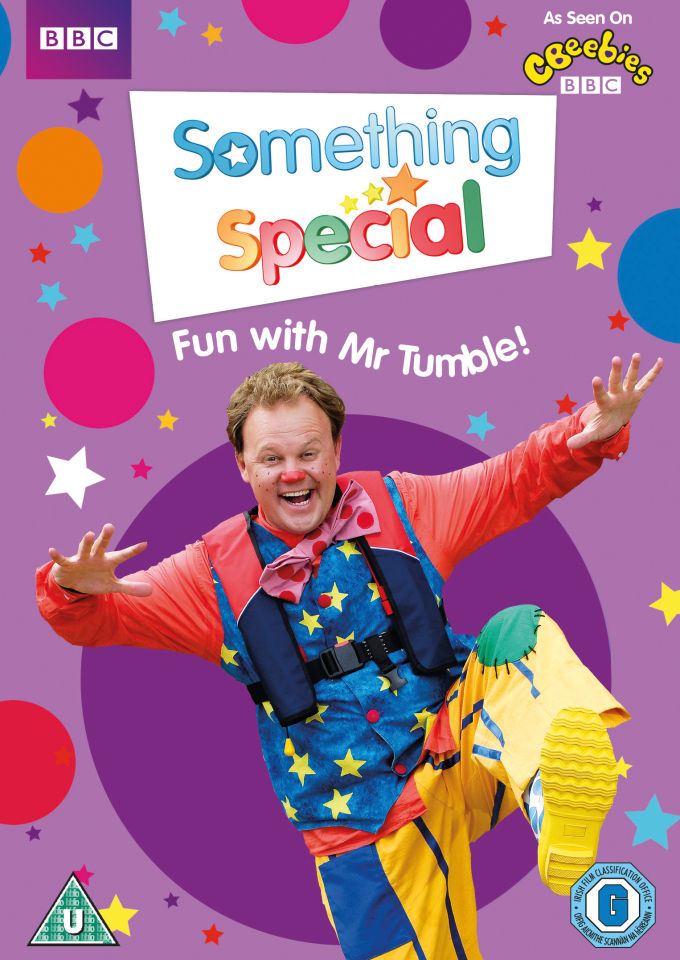 Something special fun with mr tumble dvd - Something special ...