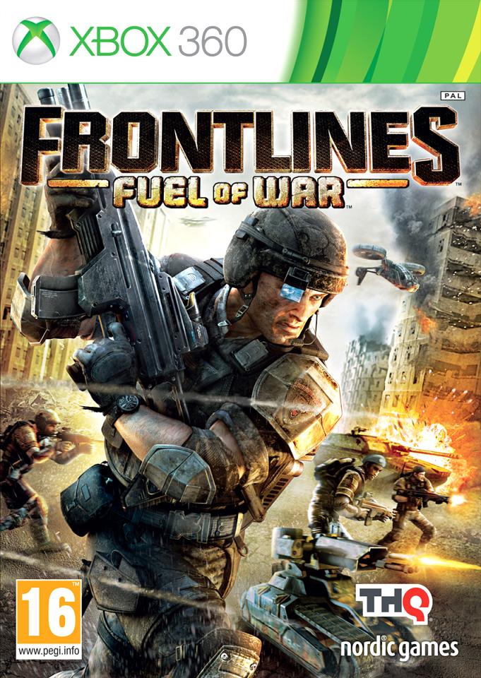 Frontlines  Fuel Of War Xbox 360
