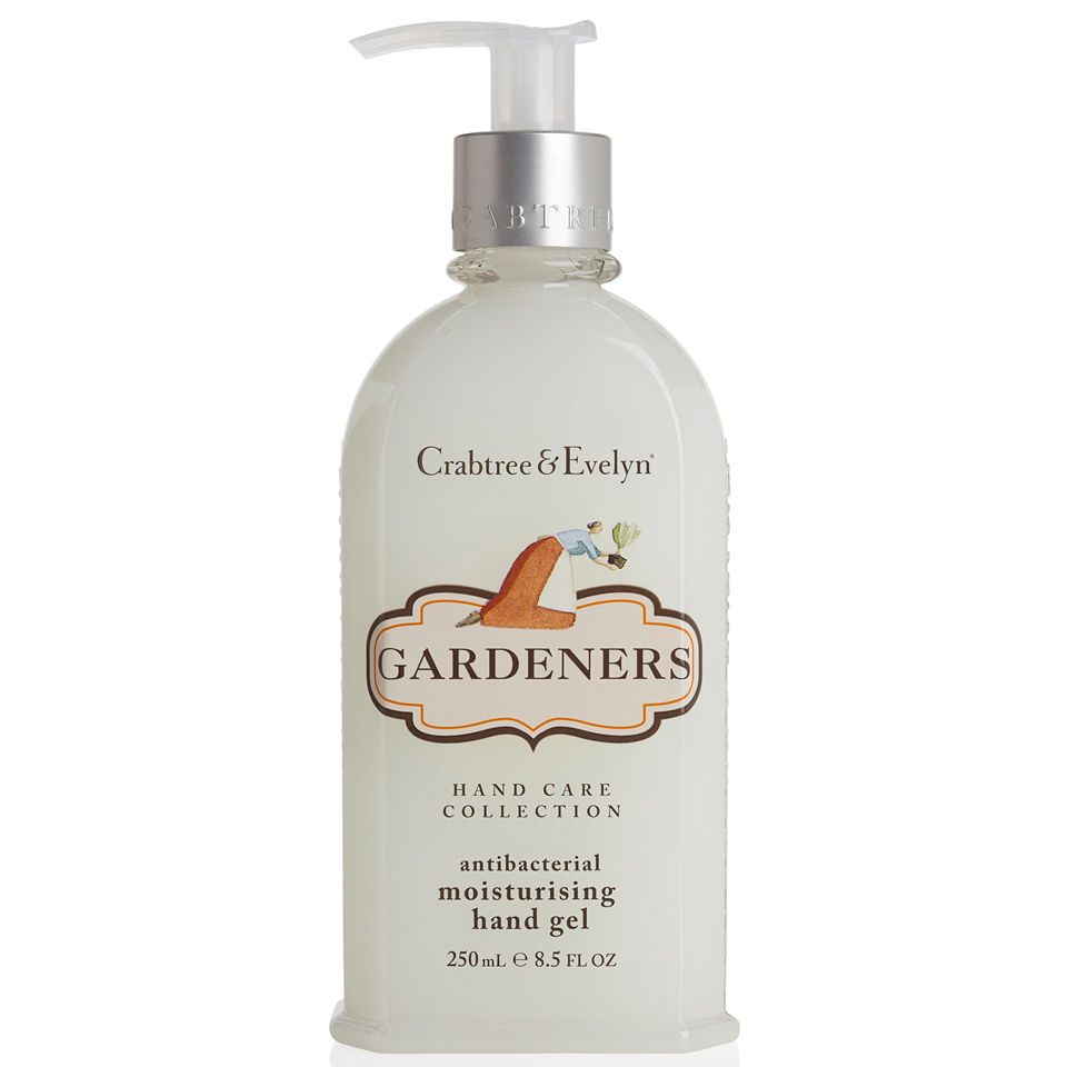 Crabtree Evelyn Gardeners Antibacterial Hand Gel 250ml