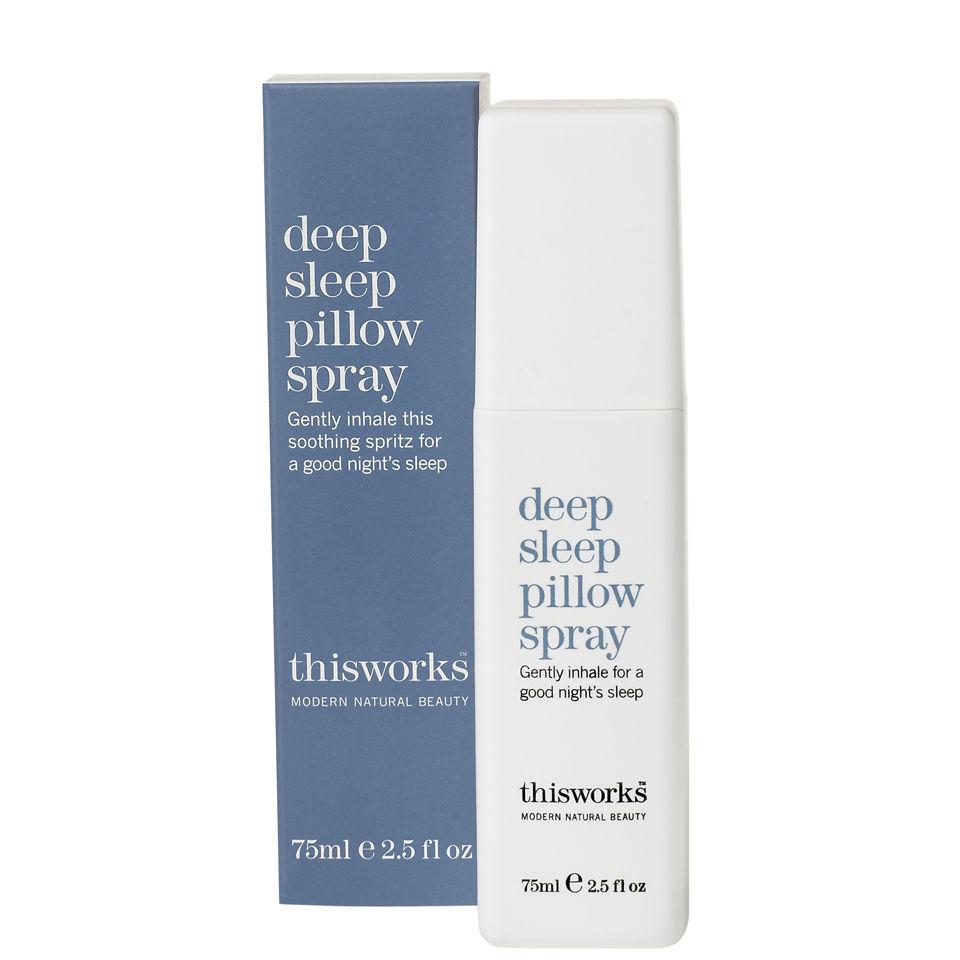 This Works Deep Sleep Pillow Spray 75ml Reviews Free