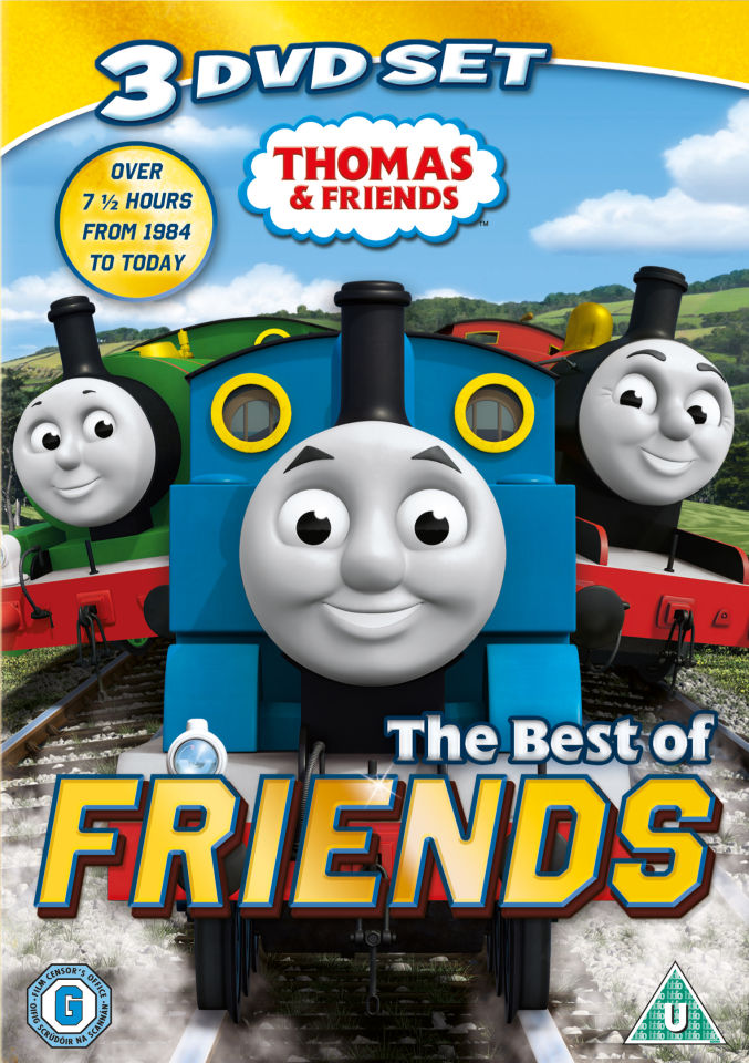 Best Of The Best 2017 By Colorado Community Media: Thomas And Friends: Best Of Friends (Best Of Thomas