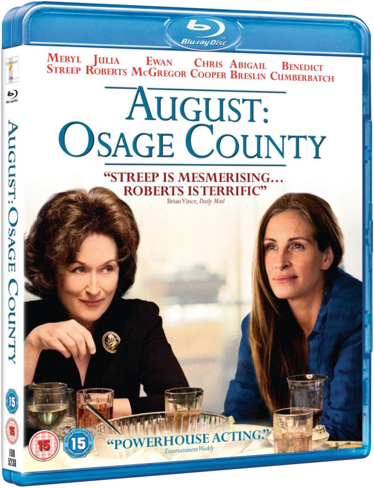 Essays about august osage county