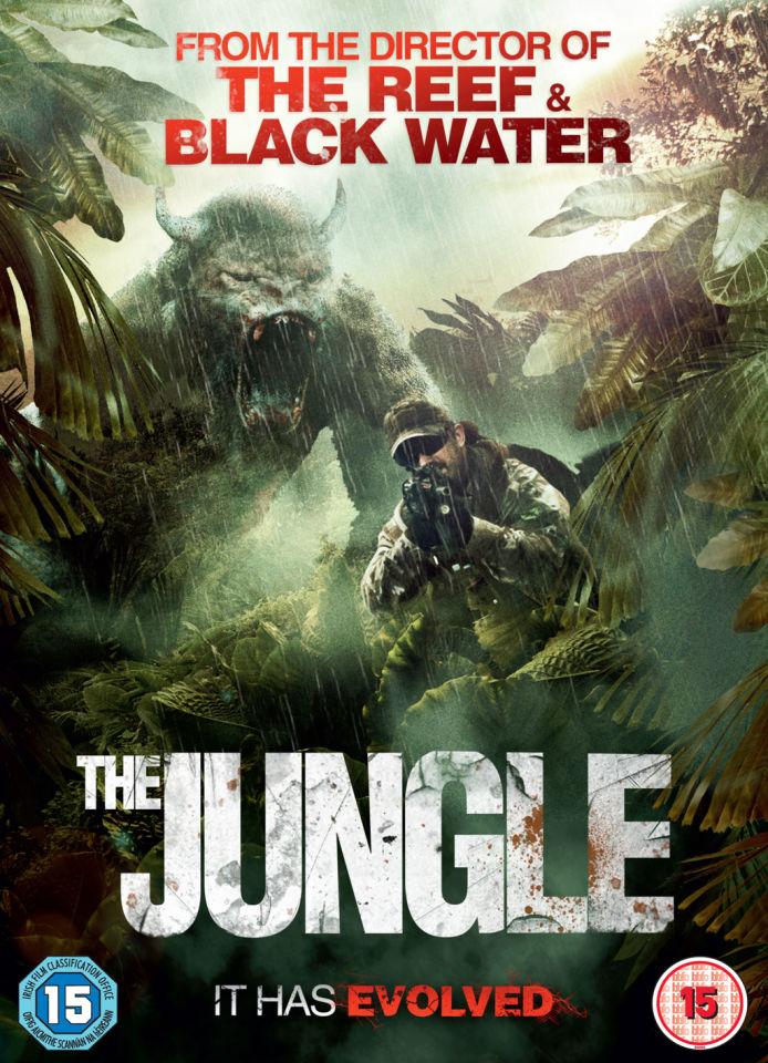 the jungle dvd zavvi. Black Bedroom Furniture Sets. Home Design Ideas