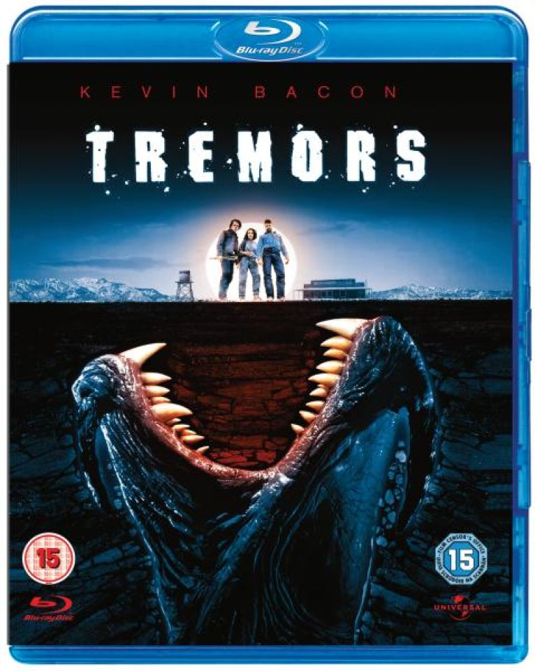 Tremors Blu Ray Zavvi