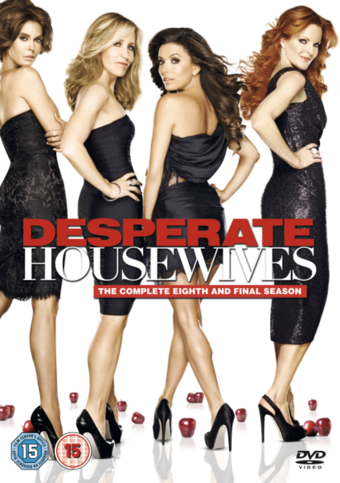 desperate housewives season 8 iwoot. Black Bedroom Furniture Sets. Home Design Ideas