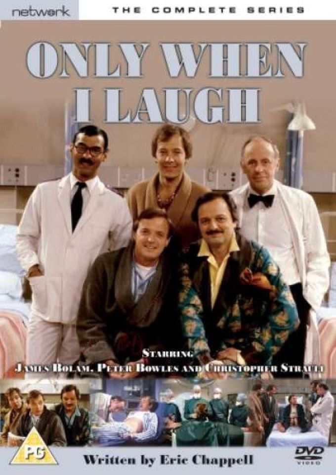 Only When I Laugh The Complete Series Dvd Zavvi