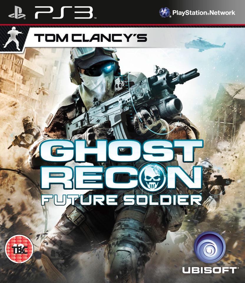 Tom Clancy S Ghost Recon 4 Future Soldier Ps3 Zavvi