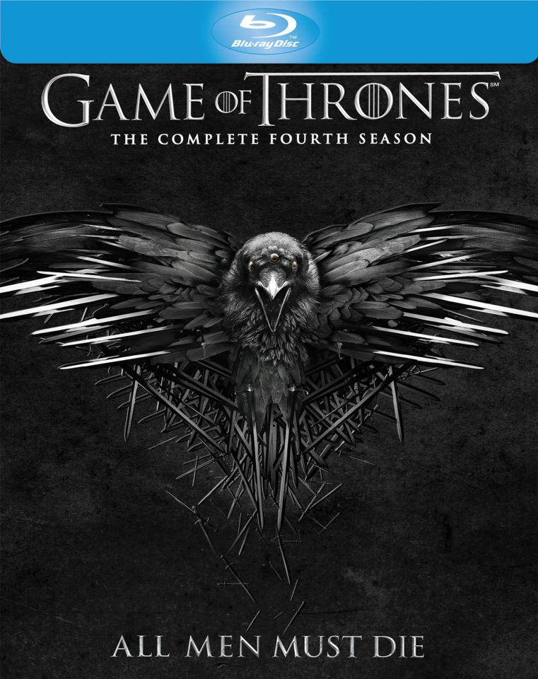 Game of Thrones - Season 4 Blu-ray | Zavvi.com