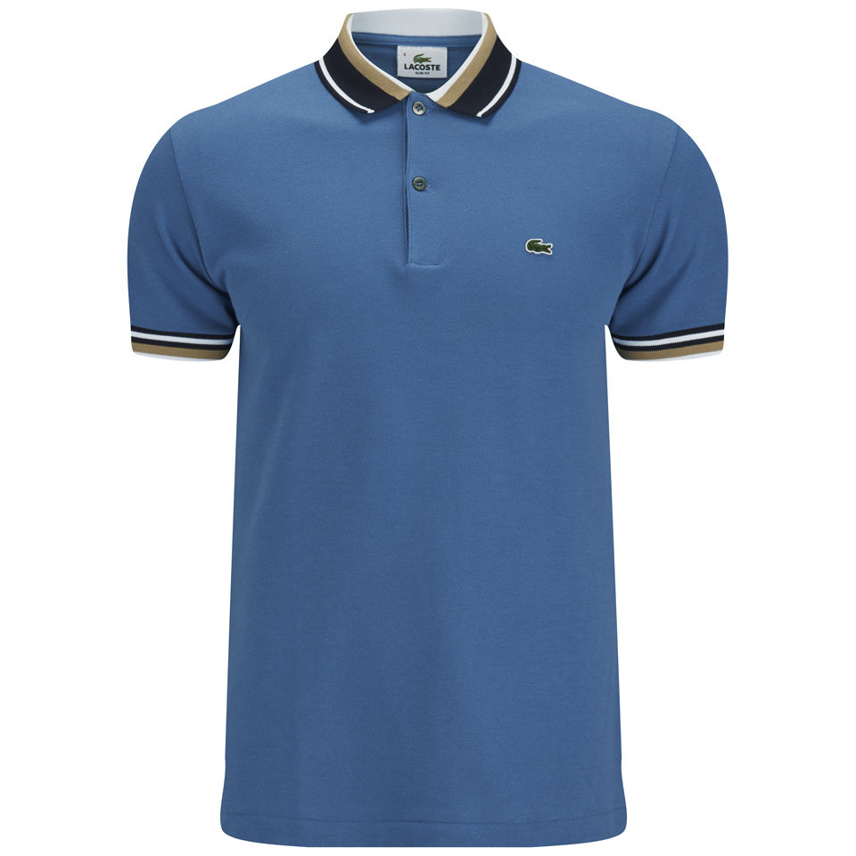 Lacoste Men 39 S Polo Shirt Philippines Blue Free Uk