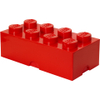 LEGO Storage Brick 8 - Red: Image 1