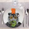 Assiette Lion - Wild Dining: Image 2