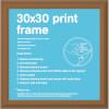 Pine Frame - 30 x 30cm: Image 1
