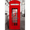 London Telephone Box - Maxi Poster - 61 x 91.5cm: Image 1