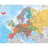 European Map 2014 - Mini Poster - 40 x 50cm: Image 1