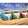 VW Californian Camper Camper - Mini Poster - 40 x 50cm: Image 1