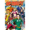 The Big Bang Theory Super Heroes - Maxi Poster - 61 x 91.5cm: Image 1