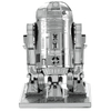 Star Wars R2D2 Metal Construction Kit: Image 1