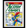 DC Comics Superman Comic - 8x6 Framed Photographic: Image 1