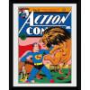 DC Comics Superman Lion - 8x6 Framed Photographic: Image 1