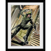 DC Comics Arrow Cover Green - 30x40 Collector Prints: Image 1