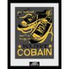 Kurt Cobain Shoes - 30x40 Collector Prints: Image 1