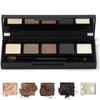 High Definition Eye and Brow Palette in Vamp: Image 1