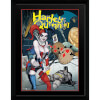 DC Comics Harley Quinn Hammer - 16 x 12 Framed Photgraphic: Image 1