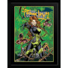 DC Comics Poison Ivy - 16 x 12 Framed Photgraphic: Image 1