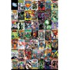 DC Comics Montage - 24 x 36 Inches Maxi Poster: Image 1