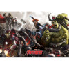Marvel Avengers Age Of Ultron Battle - 24 x 36 Inches Maxi Poster: Image 1