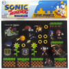 Sonic the Hedgehog Collectors Edition Fridge Magnets: Image 1