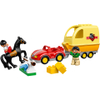 LEGO DUPLO: Horse Trailer (10807): Image 2