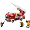 LEGO City: Fire Ladder Truck (60107): Image 2