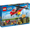 LEGO City: Fire Response Unit (60108): Image 1
