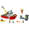 LEGO City: Fire Boat (60109): Image 2