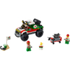 LEGO City: 4 x 4 Off Roader (60115): Image 2