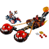 LEGO Nexo Knights: Beast Master's Chaos Chariot (70314): Image 2