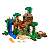 LEGO Minecraft: The Jungle Tree House (21125): Image 3