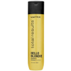 Matrix Total Results Hello Blondie Shampoo (300ml), Conditioner (300ml) und Illuminator (125ml): Image 2