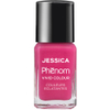 Jessica Nails Cosmetics Phenom Nail Varnish - Barbie Pink (15ml): Image 1